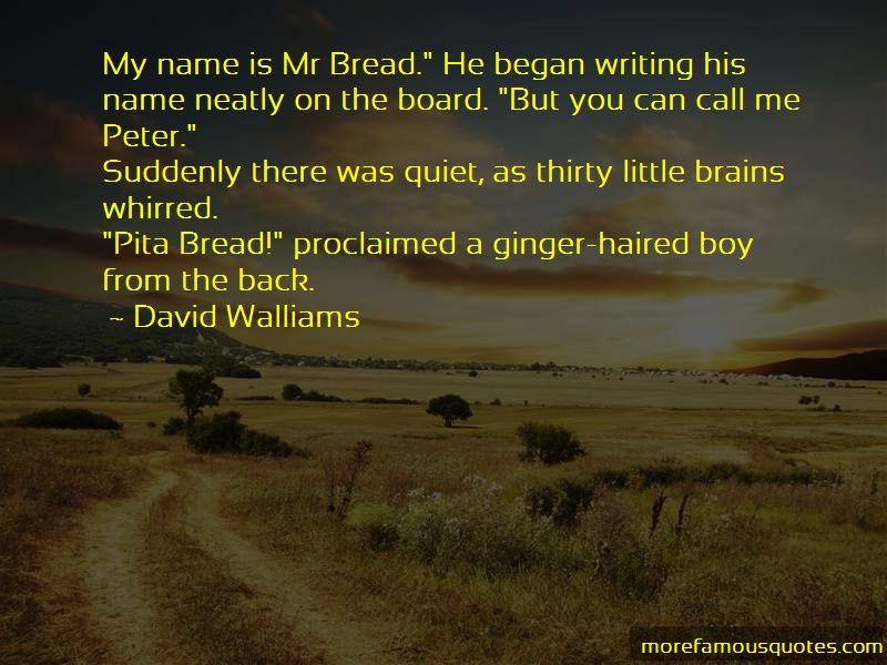 Pita Bread Quotes