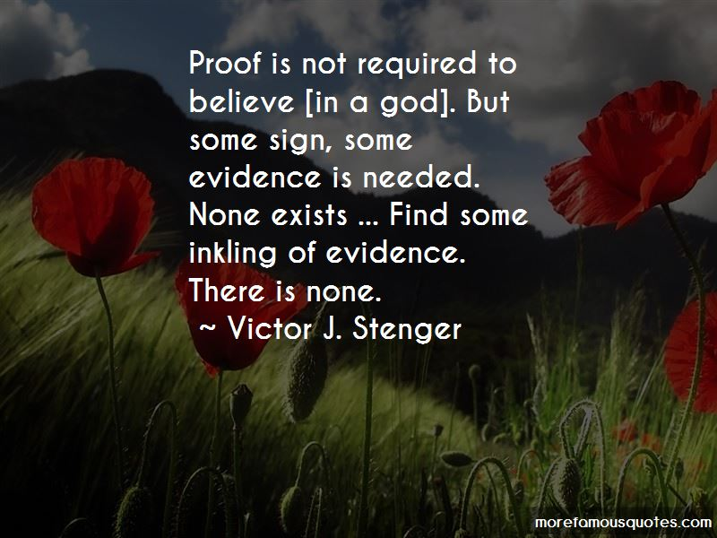Proof There Is No God Quotes Pictures 4