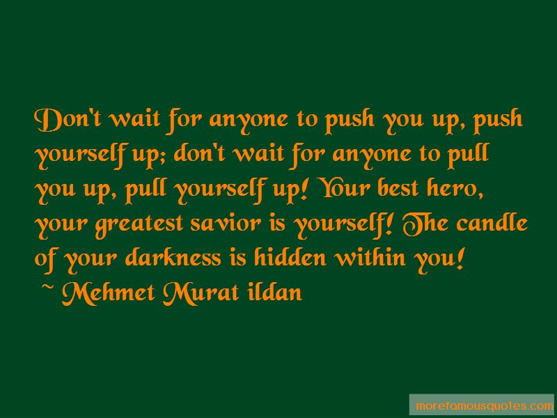 Pull You Up Quotes