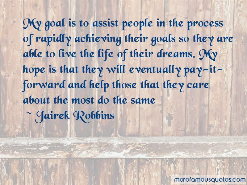 Achieving Life Goals Quotes Pictures 2