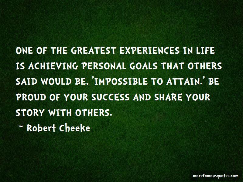 Achieving Life Goals Quotes Pictures 4