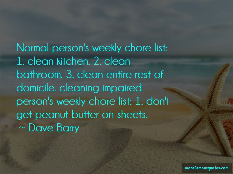Quotes About Bathroom Cleaning