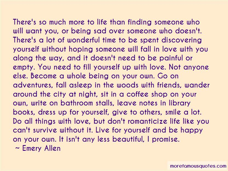 Quotes About Being Yourself Around Someone You Love