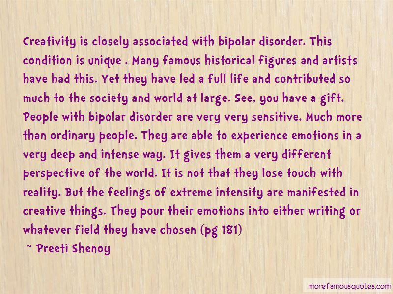 Bipolar Quotes   Quotes About Bipolar Disorder Top 52 Bipolar Disorder Quotes From