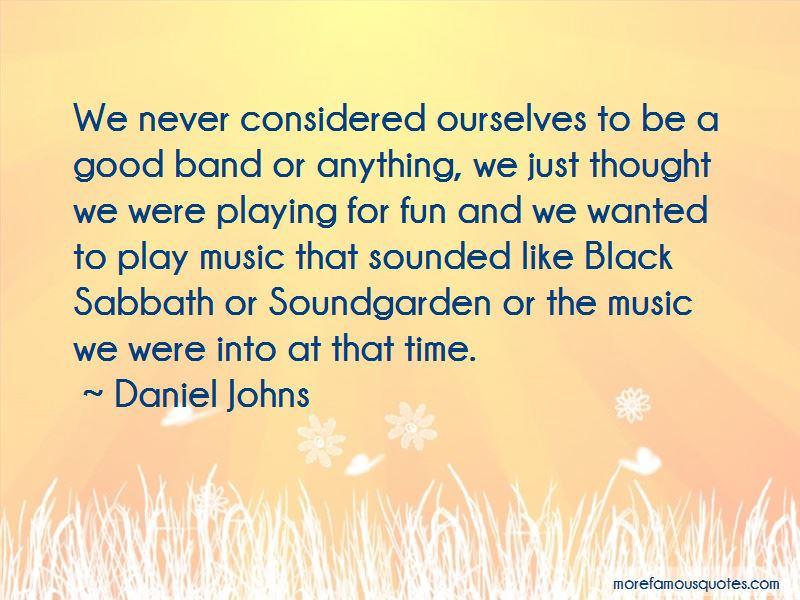 Quotes About Black Sabbath