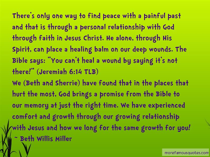 Quotes About Comfort And Healing
