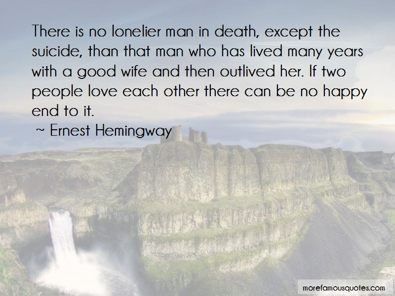 Death Of Good Man Quotes Pictures 3