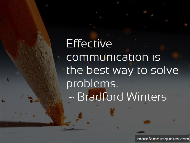 Quotes About Effective Communication