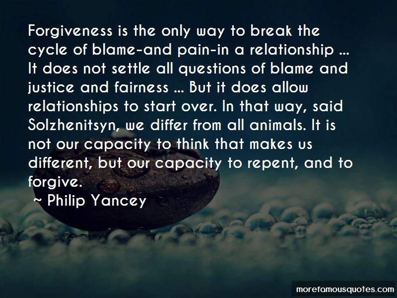 Fairness In Relationships Quotes Pictures 2