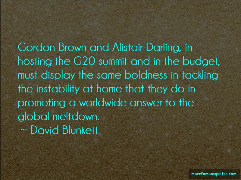 Quotes About G20