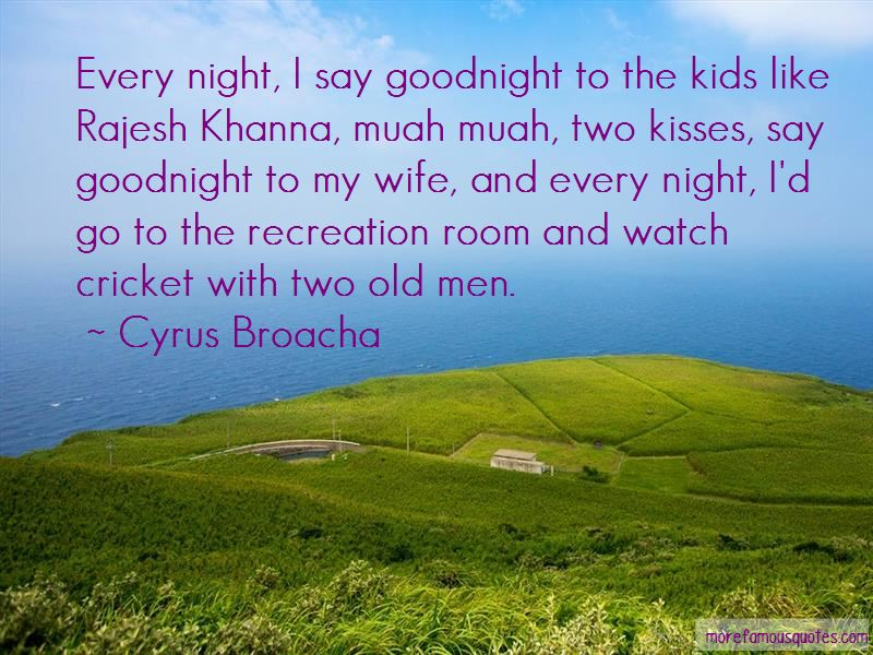 Quotes About Goodnight Kisses