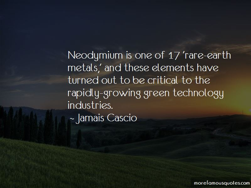 Quotes About Green Technology