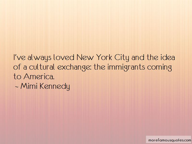 Quotes About Immigrants Coming To America