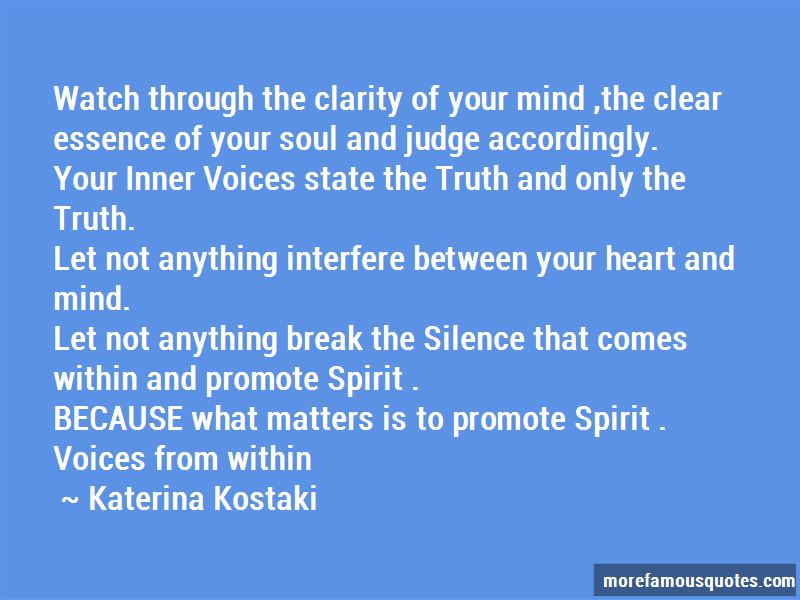 Inner Voices Quotes Pictures 3
