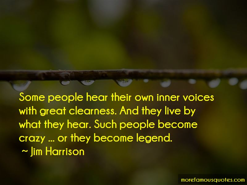 Quotes About Inner Voices