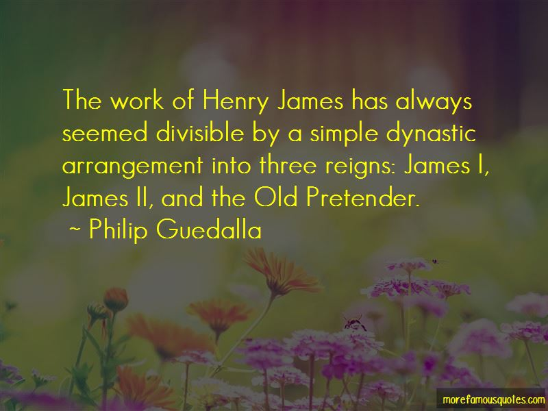 Quotes About James Ii