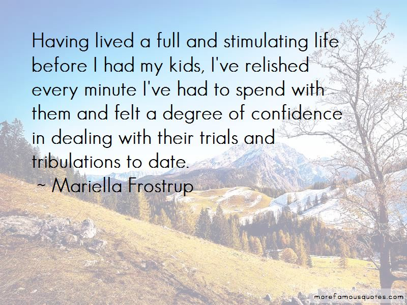 Life Full Of Trials Quotes Pictures 4