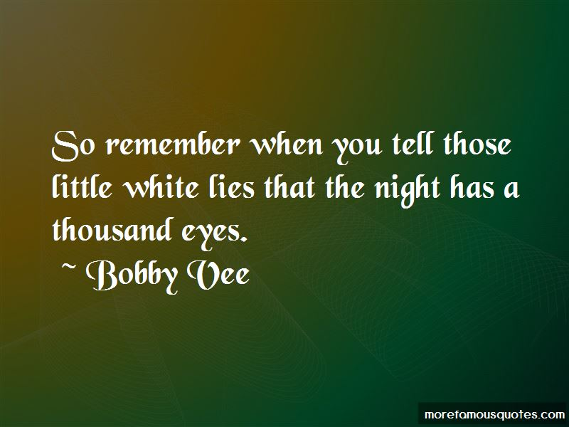 Little White Lies Quotes Pictures 4