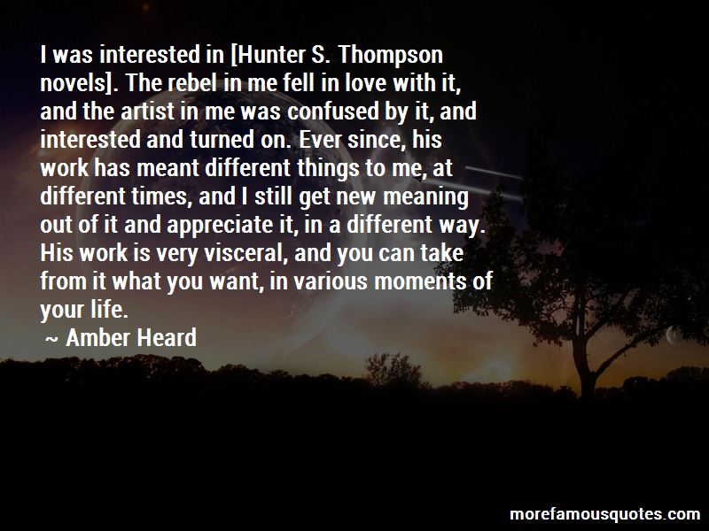 Love Hunter S Thompson Quotes Pictures 2