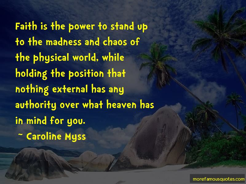 Quotes About Madness And Chaos