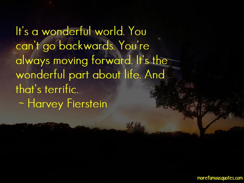 Moving Backwards In Life Quotes Pictures 3