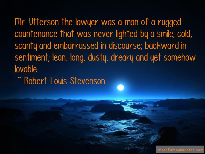 Quotes About Mr Utterson