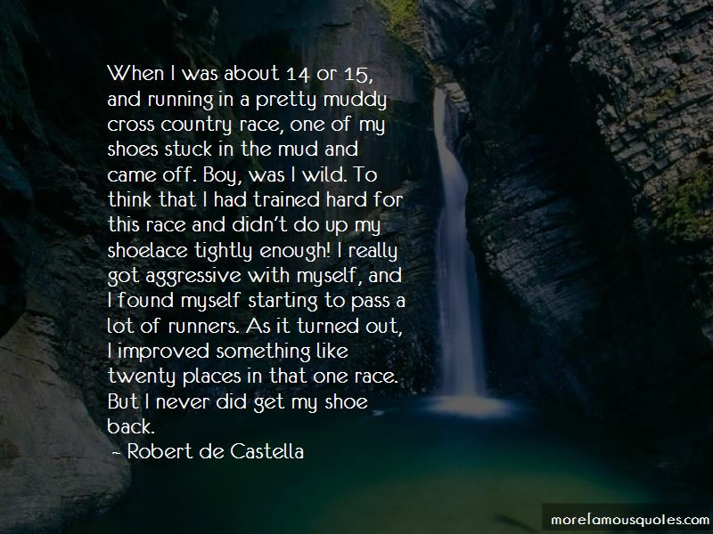Quotes About Muddy Shoes