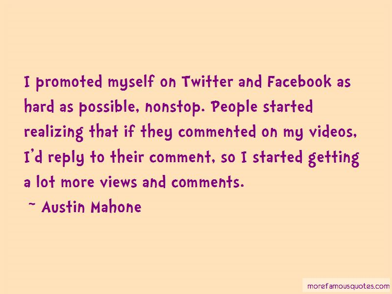 Quotes About Myself For Facebook