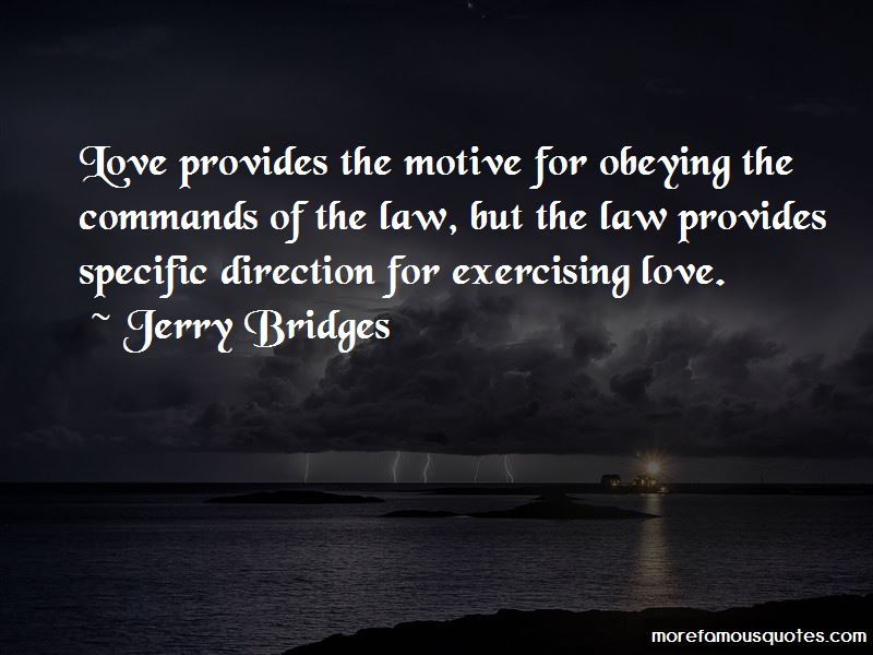 Quotes About Obeying