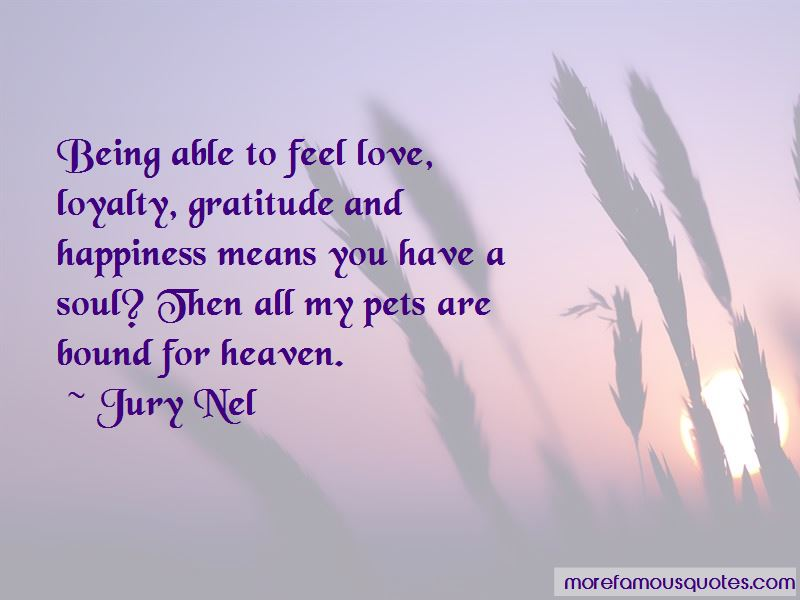 Quotes About Pets In Heaven