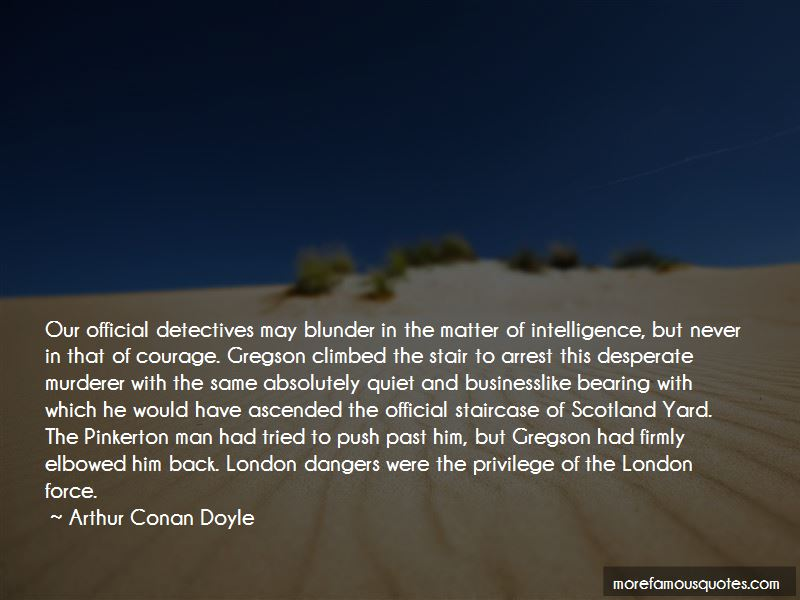 Quiet Intelligence Quotes Pictures 4