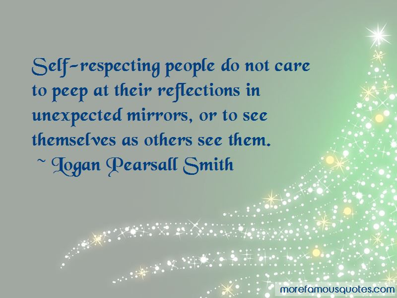 Quotes About Respecting Self And Others