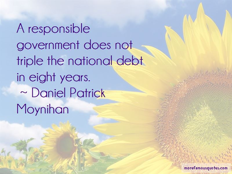 Responsible Government Quotes Pictures 3