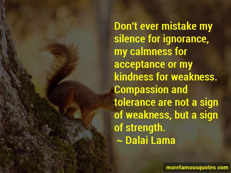 Silence Calmness Quotes Pictures 3