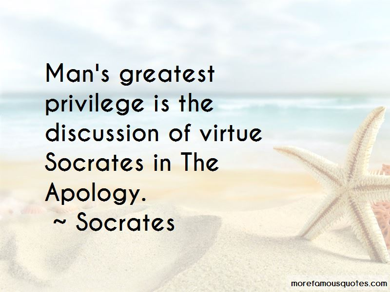 Quotes About Socrates Apology