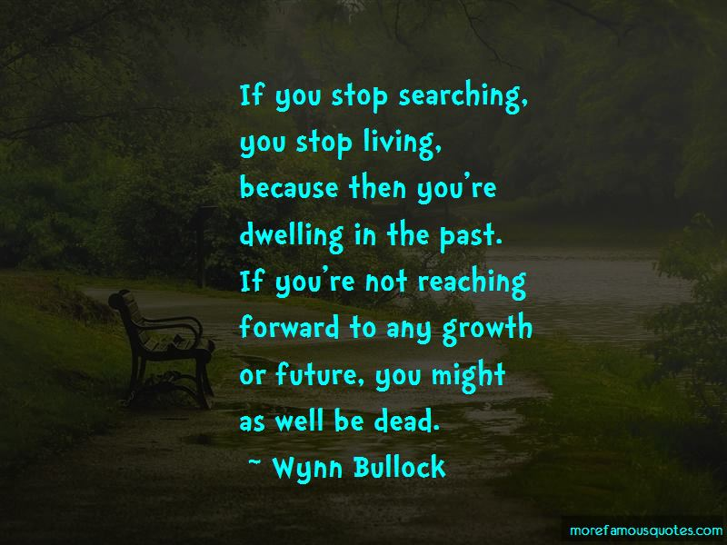 Quotes About Stop Dwelling On Past