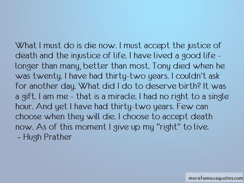 Quotes About The Injustice Of Life
