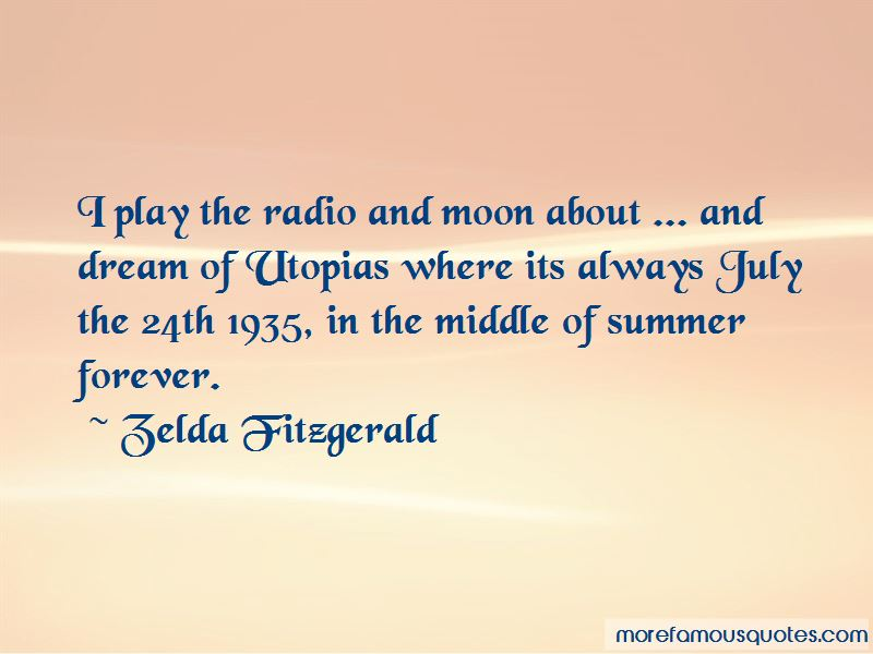 The Middle Of Summer Quotes Pictures 2