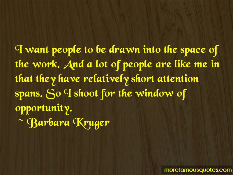 The Window Of Opportunity Quotes Pictures 3