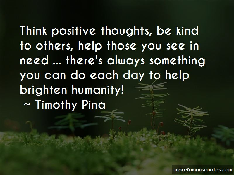 Quotes About Think Positive