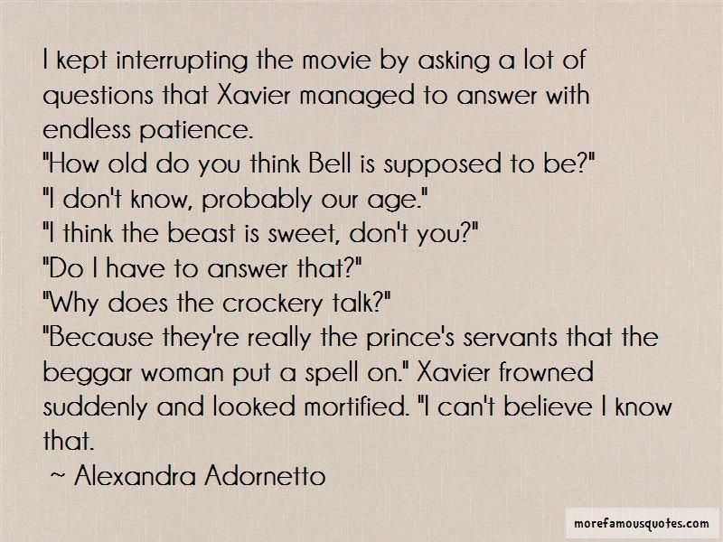 Sweet Talk Movie Quotes