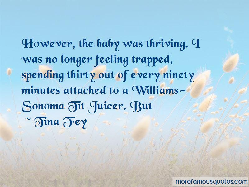 Tt Williams Quotes