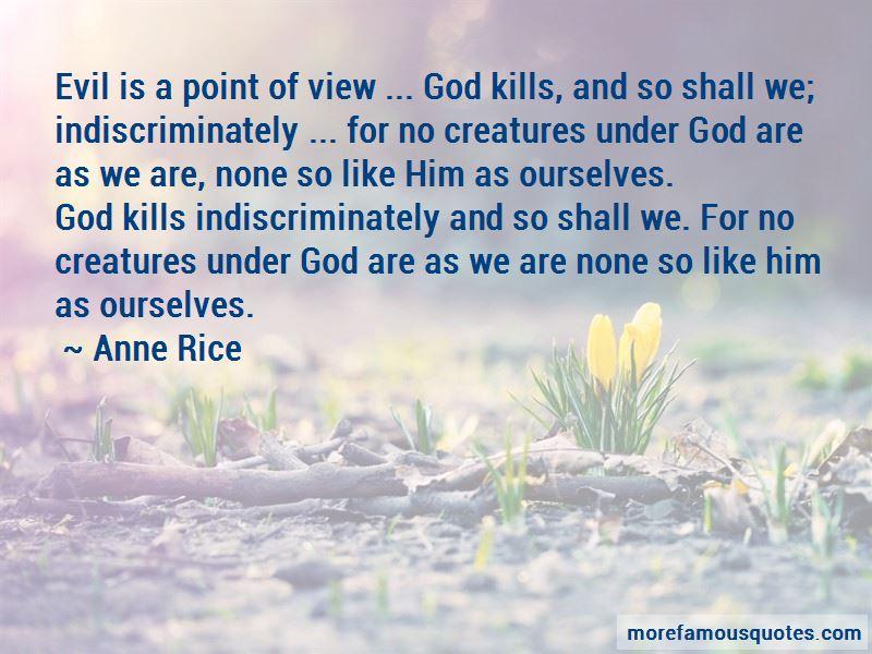 Under God Quotes