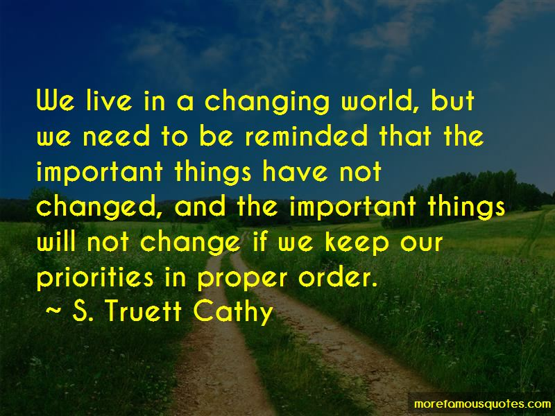 We Live In A Changing World Quotes Top 34 Quotes About We Live In A