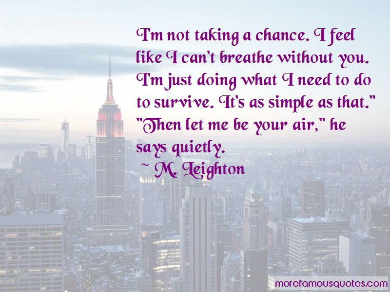 Your The Air I Breathe Quotes Pictures 4