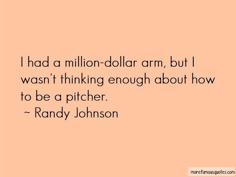 A Million Dollar Quotes