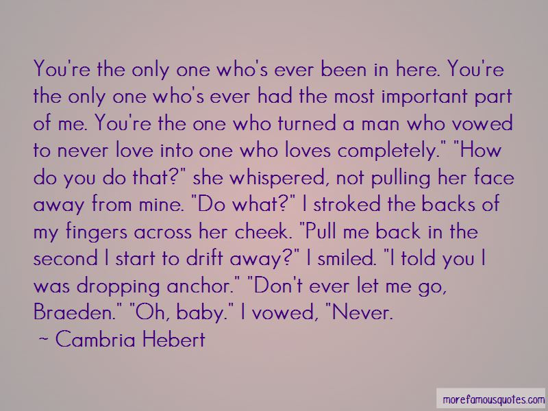 Baby You Are Mine Quotes Pictures 2