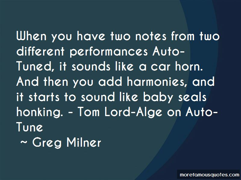 Car Horn Quotes