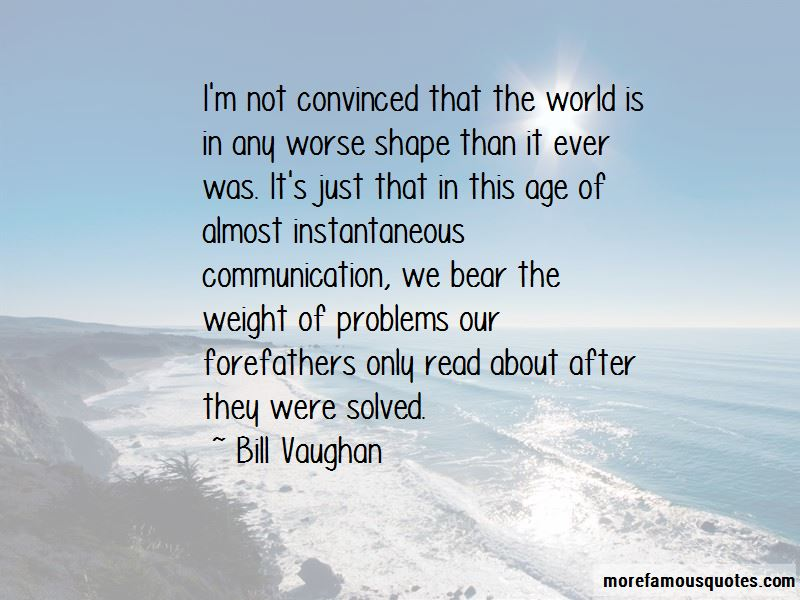 Communication Solved Problems Quotes