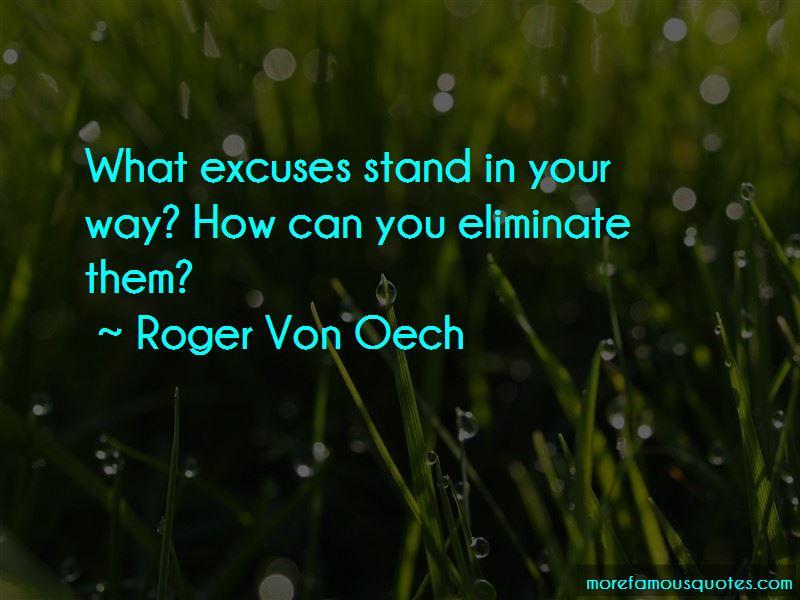 Eliminate Excuses Quotes Pictures 3